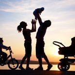 VII Международный фестиваль поддержки семьи, материнства и детства «Счастье в детях» начал свою работу в Бобруйске