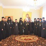 Епископ Серафим принял участие в хиротонии архимандрита Андрея (Борковского) во епископа Супрасльского