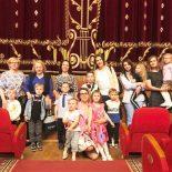Воспитанники школы раннего развития «Зёрнышко» посетили Белорусский государственный академический музыкальный театр
