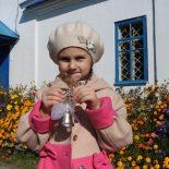 В воскресной школе Покровского прихода г. Кировска прозвенел школьный звонок
